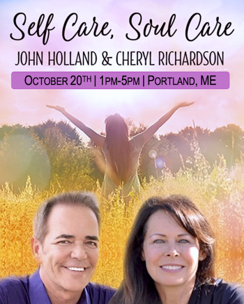 John Holland – Psychic Medium | Upcoming Events, Gatherings, Psychic