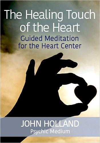 John HOLLAND | Psychic Medium + Spiritual Teacher | Author of