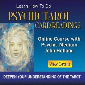 John Holland – Psychic Medium | Psychic Awareness & Mediumship