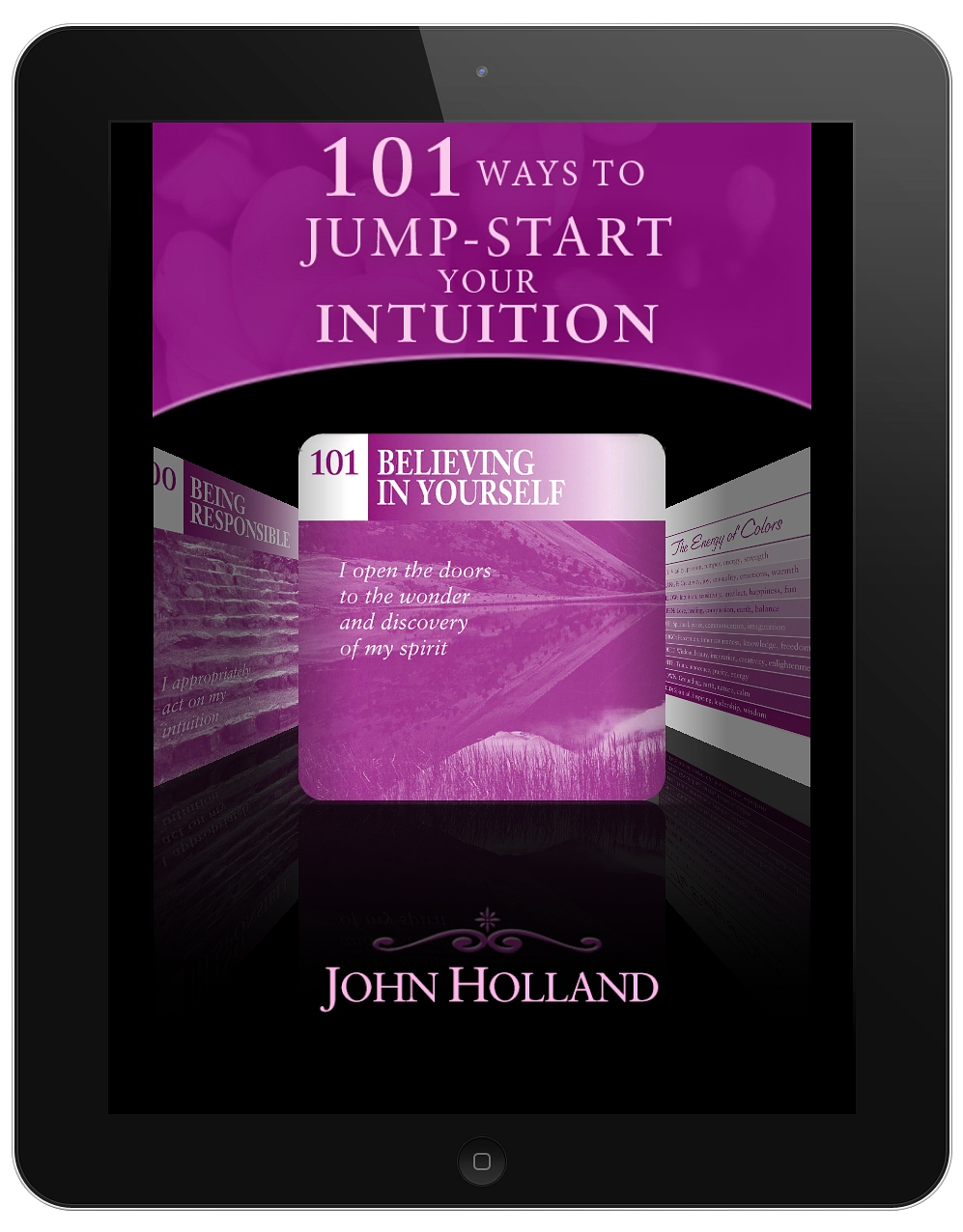 how to develop my psychic intuition